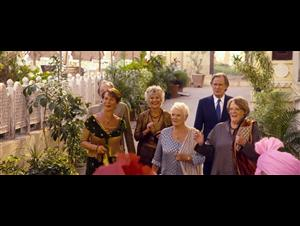 The Second Best Exotic Marigold Hotel Trailer Video Thumbnail
