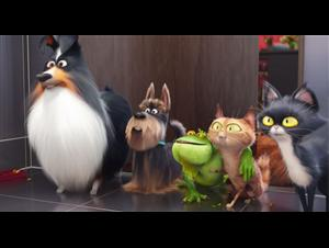 The Secret Life of Pets Trailer 2 Video Thumbnail