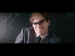 The Theory of Everything Trailer Video Thumbnail