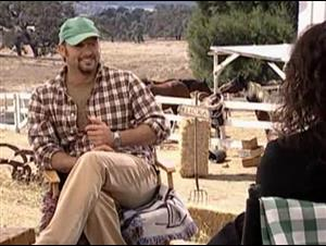 TIM MCGRAW (FLICKA) Interview Video Thumbnail