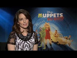 Muppets Most Wanted Tina Fey Muppets Most Wanted Tr...