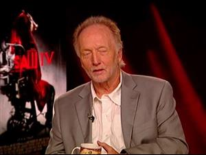 Tobin Bell (Saw IV) Interview Video Thumbnail