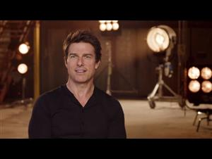 Tom Cruise Interview - Jack Reacher: Never Go Back Video Thumbnail