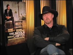 Trace Adkins (The Lincoln Lawyer) Interview Video Thumbnail