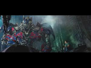 Transformers: Age of Extinction Trailer Video Thumbnail