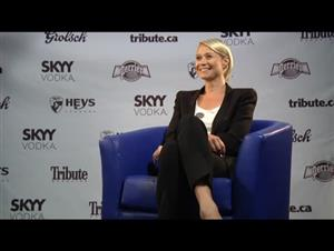 Trine Dyrholm (Love is All You Need) Interview Video Thumbnail
