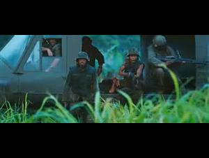 Tropic Thunder Trailer Video Thumbnail