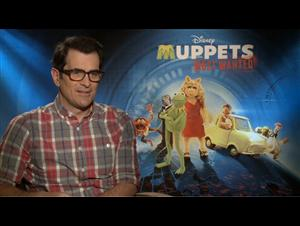 Ty Burrell (Muppets Most Wanted) Interview Video Thumbnail