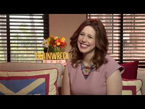 vanessa-bayer-interview-trainwreck Video Thumbnail