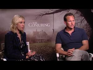 vera-farmiga-patrick-wilson-the-conjuring Video Thumbnail