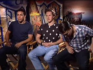 VICTOR RASUK, JOHN ROBINSON & EMILE HIRSCH - LORDS OF DOGTOWN Interview Video Thumbnail
