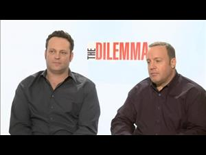 Vince Vaughn & Kevin James (The Dilemma) Interview Video Thumbnail