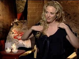 VIRGINIA MADSEN (THE NUMBER 23) Interview Video Thumbnail