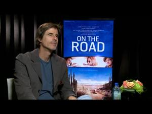 Walter Salles (On the Road) Interview Video Thumbnail