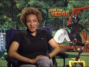WANDA SYKES (OVER THE HEDGE) Interview Video Thumbnail