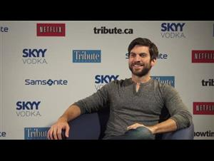 Wes Bentley (Pioneer) Interview Video Thumbnail