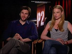 Wes Bentley & Rachel Nichols Interview Video Thumbnail