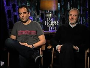 Wes Craven & Dennis Iliadis (The Last House on the Left) Interview Video Thumbnail