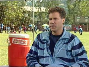WILL FERRELL - KICKING & SCREAMING Interview Video Thumbnail