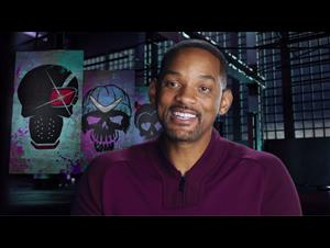 will-smith-interview-suicide-squad Video Thumbnail