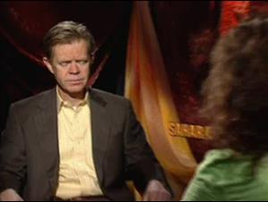 WILLIAM H. MACY - SAHARA Interview Video Thumbnail