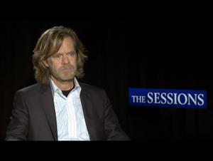 William H. Macy (The Sessions) Interview Video Thumbnail