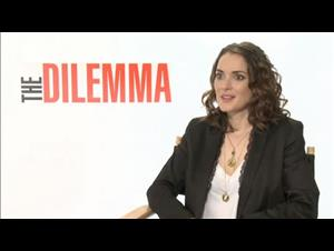 Winona Ryder (The Dilemma) Interview Video Thumbnail
