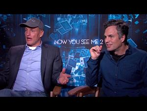 woody-harrelson-mark-ruffalo-now-you-see-me-2 Video Thumbnail