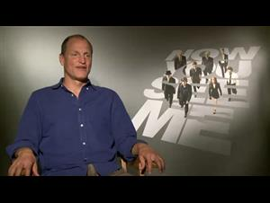 Woody Harrelson(Now You See Me) Interview Video Thumbnail