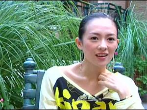 ZHANG ZIYI - HOUSE OF FLYING DAGGERS Interview Video Thumbnail