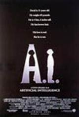 A.I.: Artificial Intelligence Movie Poster