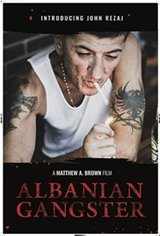 Albanian Gangster Movie Poster