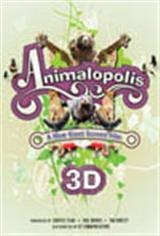 Animalopolis Movie Poster