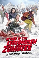 Attack of the Lederhosenzombies Movie Poster