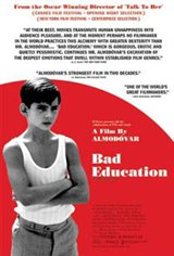 Bad Education Movie Poster