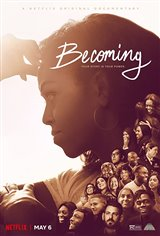 Becoming (Netflix) Movie Poster