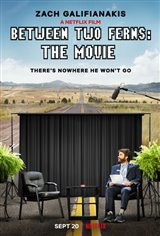 Between Two Ferns: The Movie Movie Poster