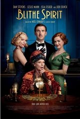 Blithe Spirit Movie Poster