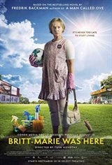 Britt-Marie Was Here Movie Poster