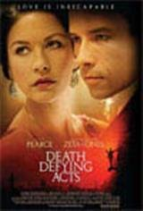 Death Defying Acts Movie Poster