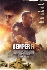 Edge of Dawn (Semper Fi) Movie Poster
