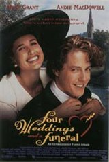 Four Weddings And A Funeral Movie Poster