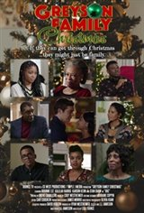 Greyson Family Christmas Movie Poster