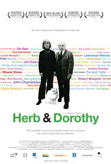 Herb & Dorothy Movie Poster