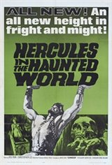 Hercules In The Haunted World Movie Poster