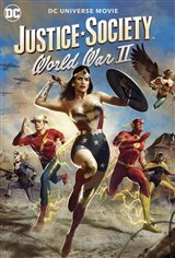 Justice Society: World War II Movie Poster