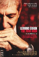 Leonard Cohen: I'm Your Man Movie Poster