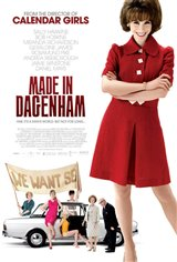 Made in Dagenham Movie Poster