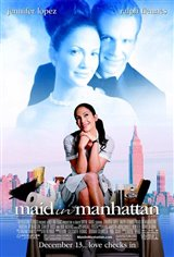 Maid in Manhattan Movie Poster