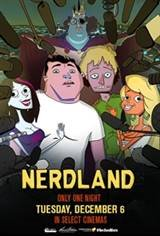 Nerdland: The Special Event Movie Poster